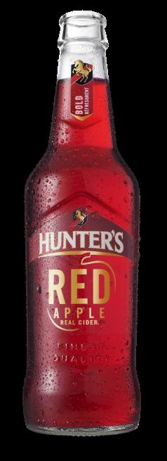 Hunter's Red Apple