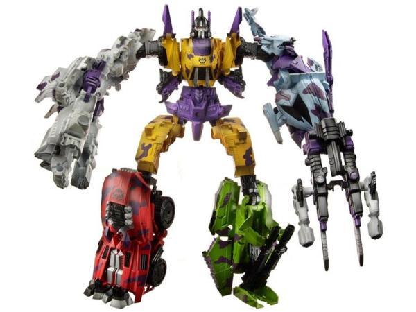 Fall of Cybertron G2 Deco Bruticus now up for pre-order at ...