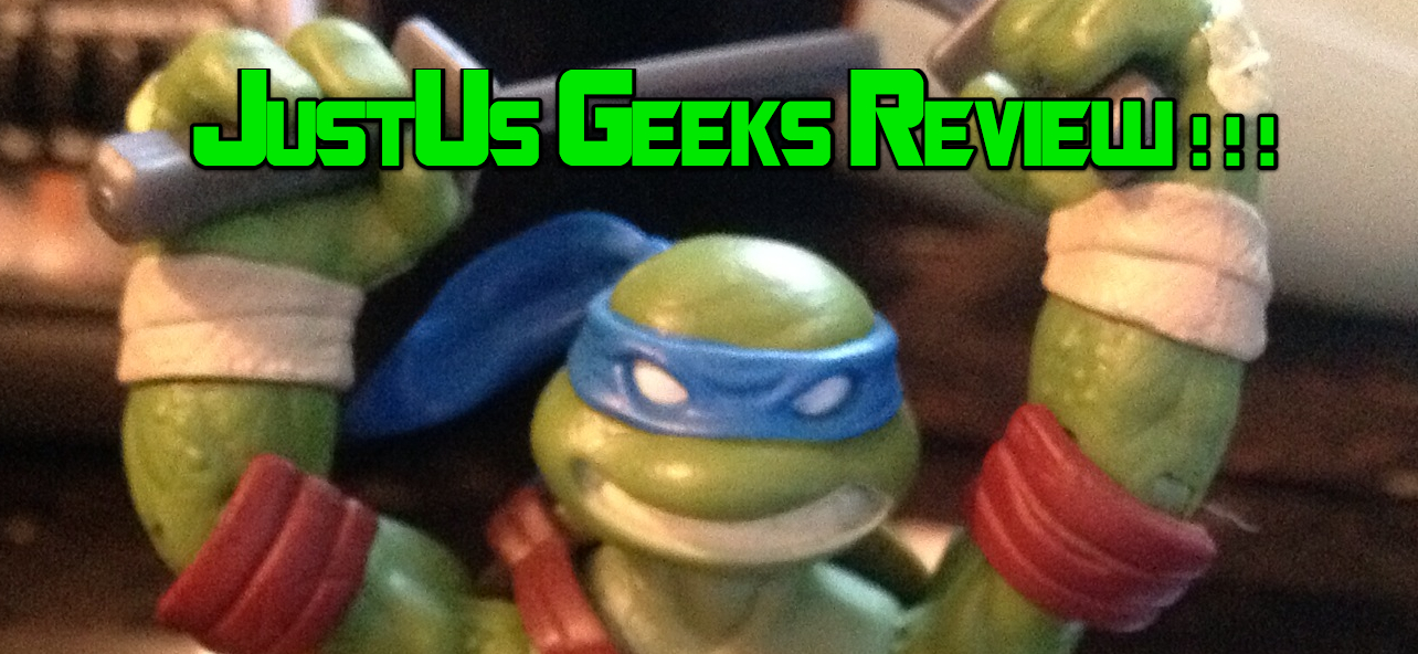 Review New Tmnt Leonardo Toy Justus Geeks