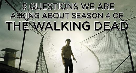 Walking Dead Featured