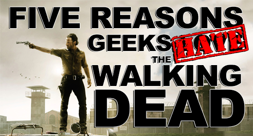 Walking Dead Hate