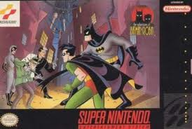 batman and robin title