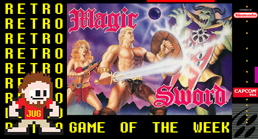 Magic Sword Featured