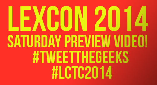 LCTC2014 Saturday Intro