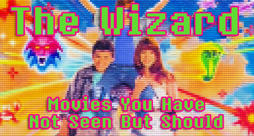 The Wizard Video Game Movie