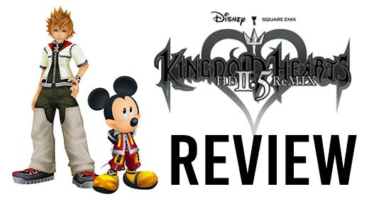 Kingdom Hearts 2.5 HD Remix Review