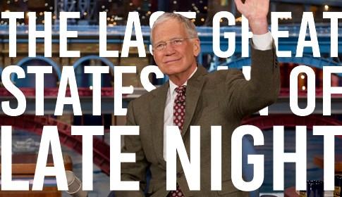 Letterman Late Night