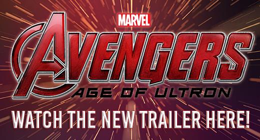 New Avengers Trailer