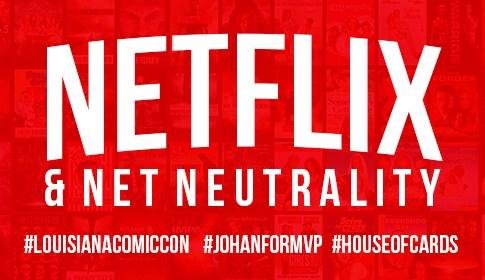 Netflix and Net Neutrality