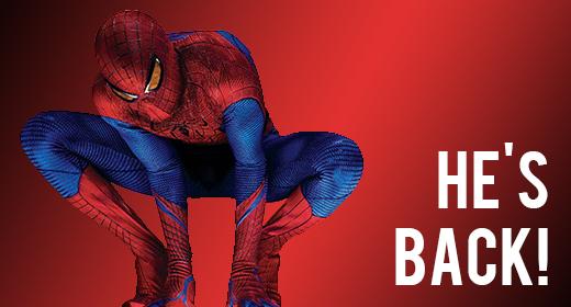 SpiderMan MCU