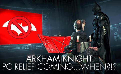 Arkham Knight PC