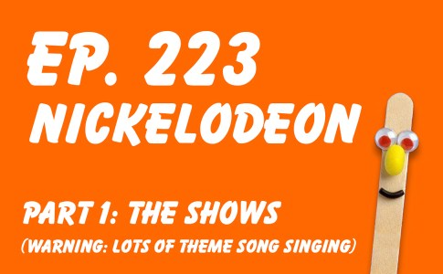 Nickelodeon podcast