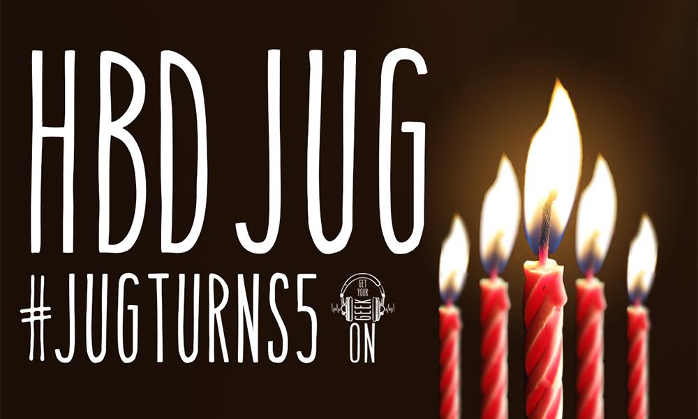 JUG Turns 5
