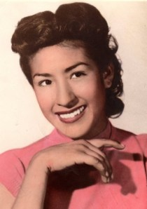 Mary Sanchez - 1955