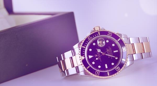 Borrow on watches