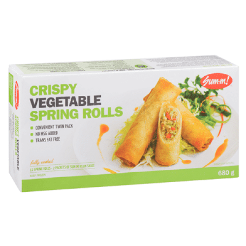 Vegetable Roll