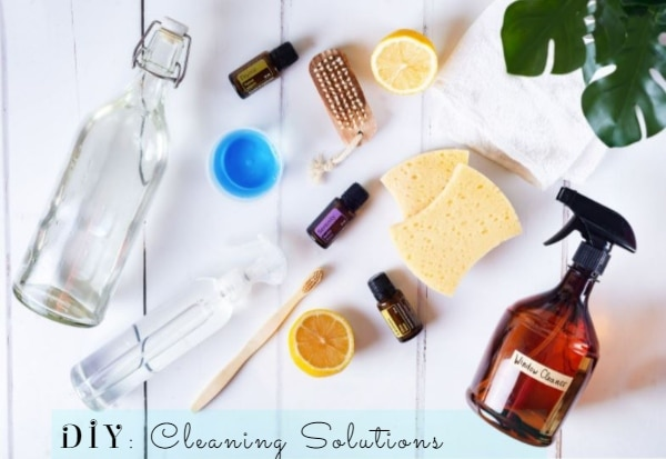 8 Homemade Natural Stain Removers