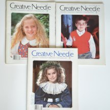 Creative Needle Back Issues - 1989
