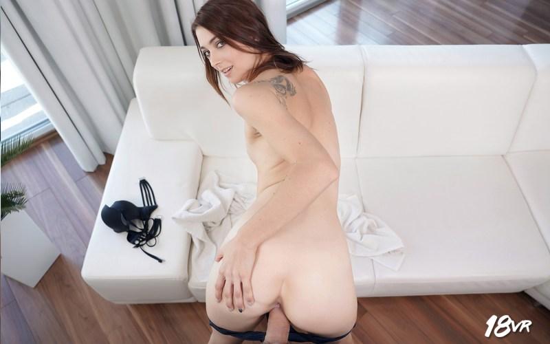 Teen VR porn