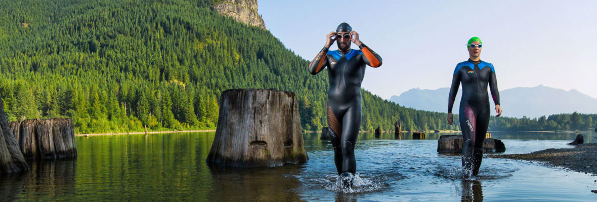 Mens and Womens Helix Wetsuits