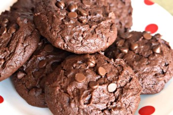 Brownie Cookies – Gluten Free & Vegan