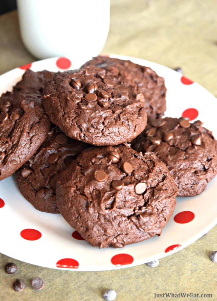 Brownie Cookies - Gluten Free & Vegan