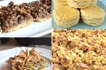 Thanksgiving Sides & Desserts – Gluten Free & Dairy Free