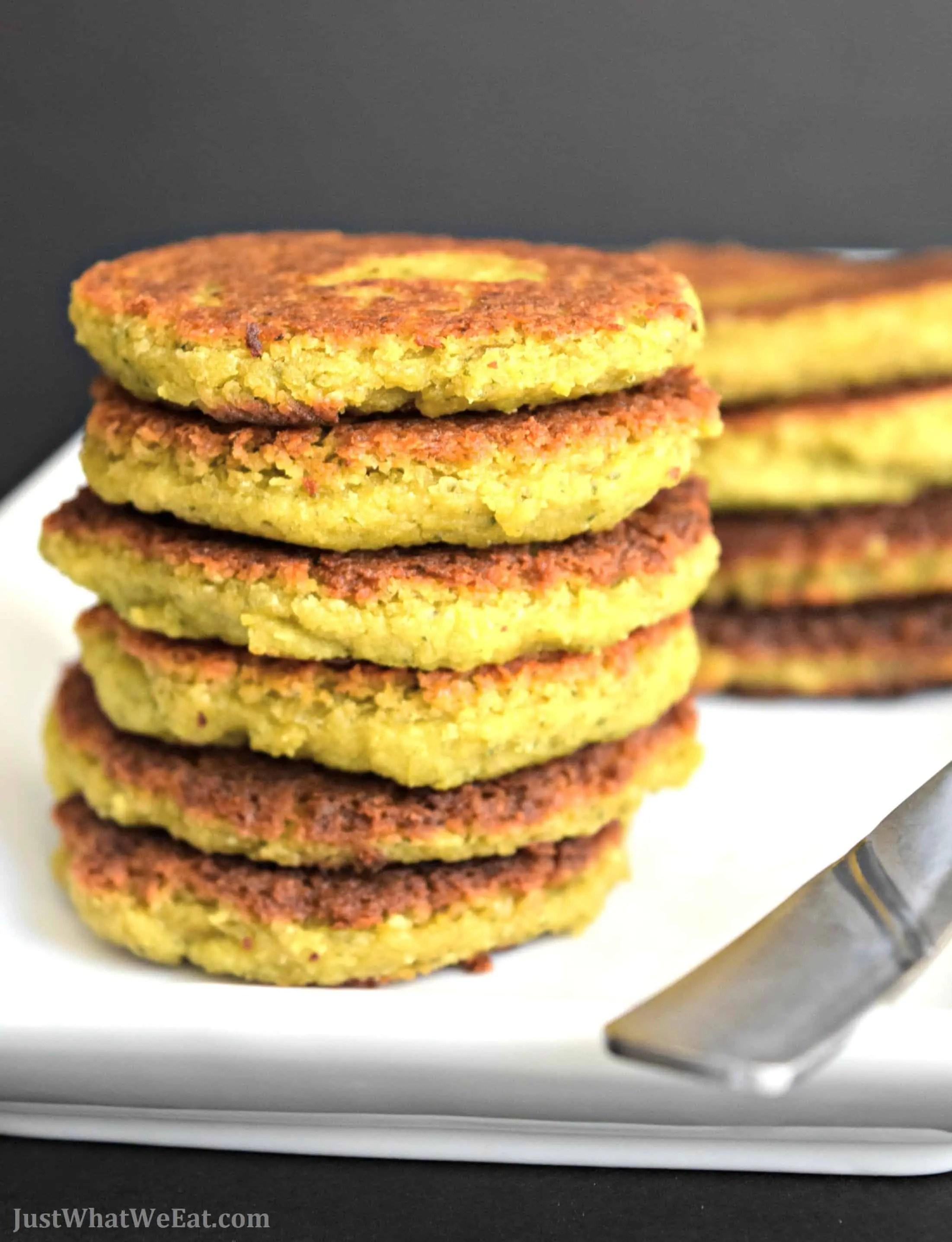 Falafel - Gluten Free & Vegan