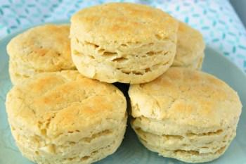 """Southern """"Buttermilk"""" Biscuits – Gluten Free & Vegan"""