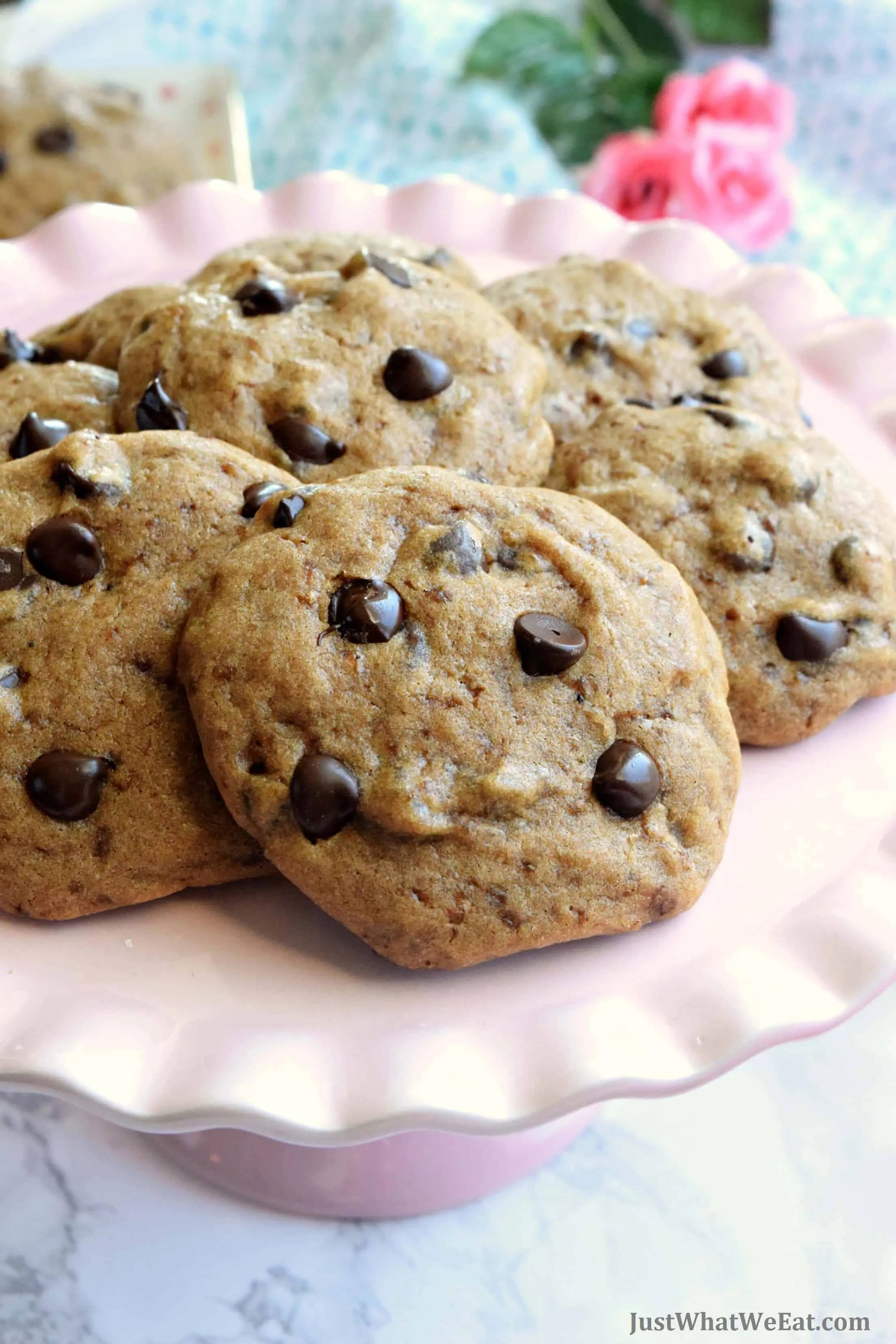 Chocolate Chip Cookies - Gluten Free & Vegan