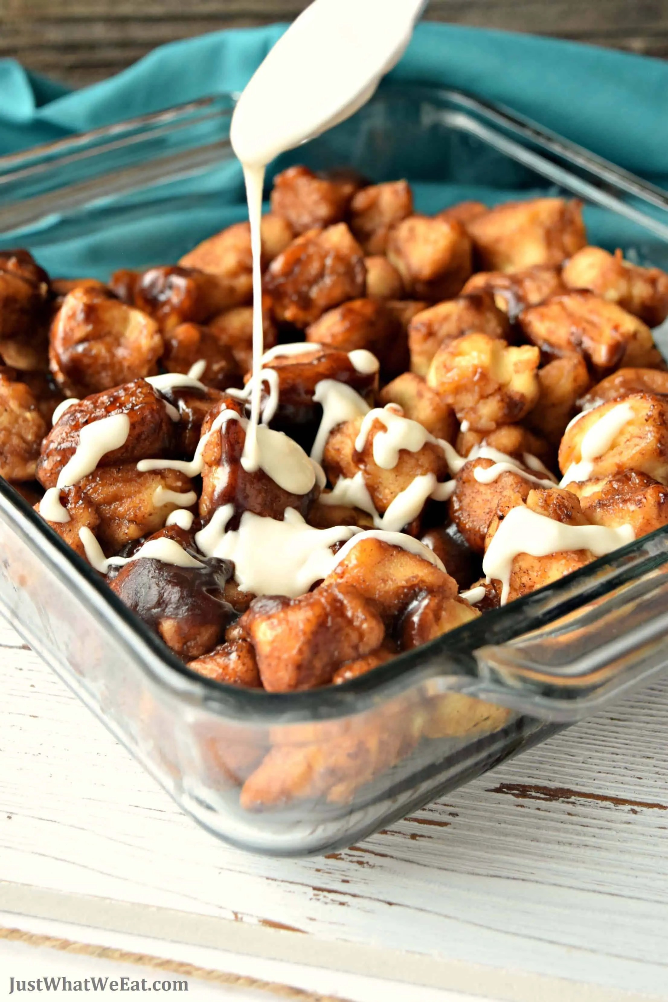 Monkey Bread - Gluten Free, Vegan, & Refined Sugar Free
