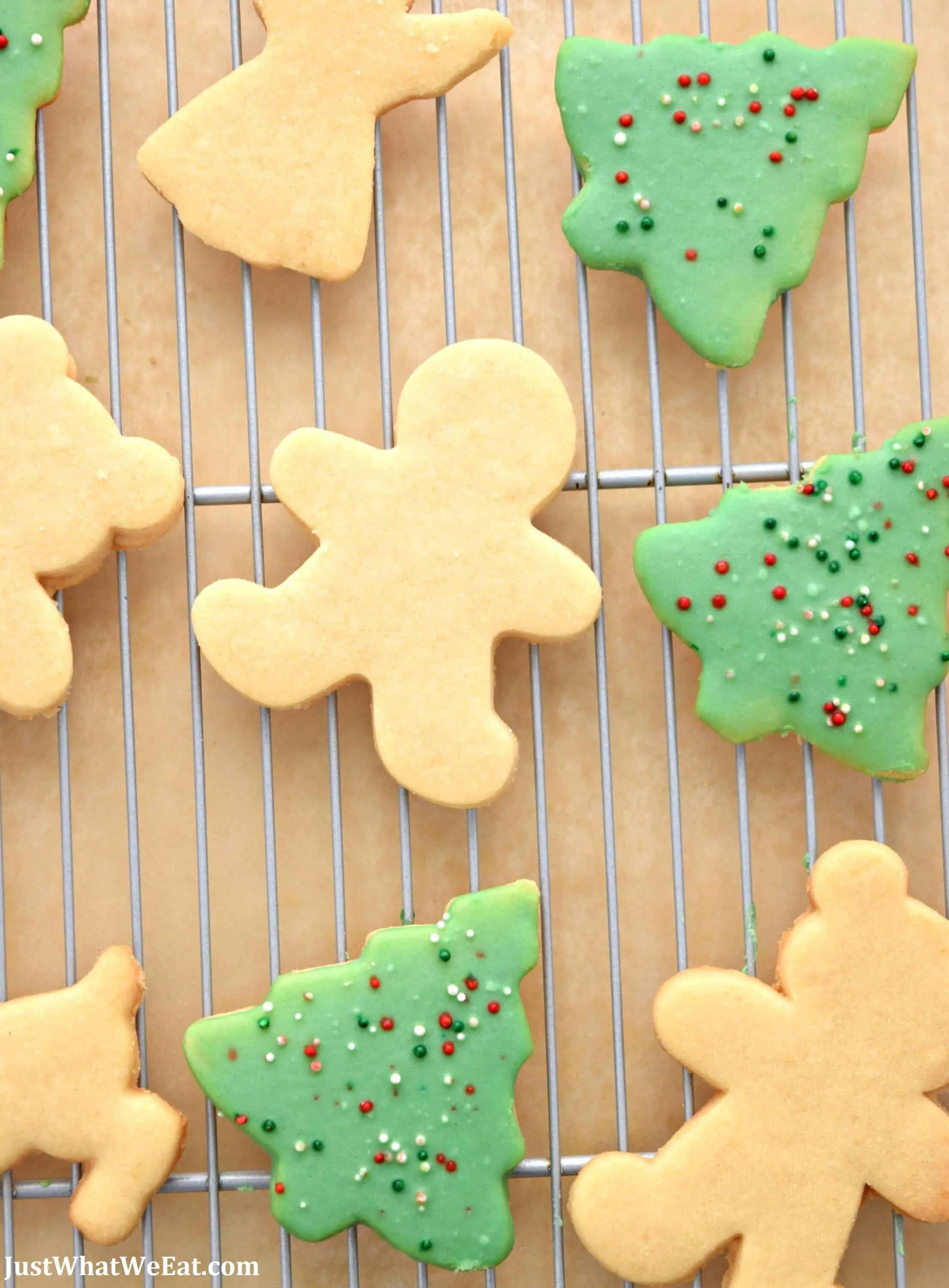 Cut Out Cookies Gluten Free And Vegan