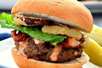 Cowboy Burgers – Gluten Free, Dairy Free
