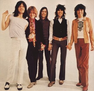 Mick once again easily wins the annual campest member of the Stones contest
