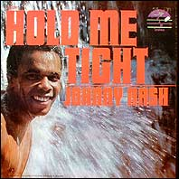 """The cover of Johnny Nash's """"Hold Me Tight"""" album"""