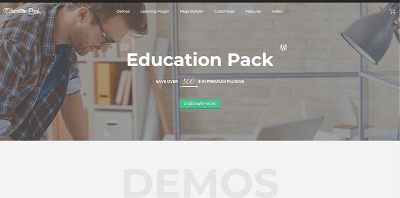 best premium education wordpress themes