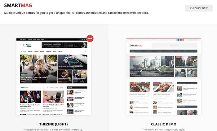 premium news wordpress theme