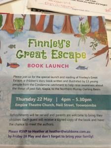 YHTR Emma Mactaggart Book Launch