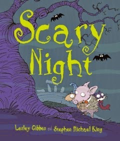Scary Night is shortlisted in the Early Childhood category.
