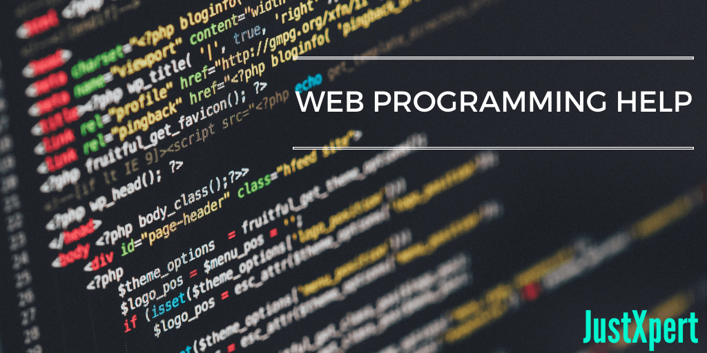 Web Programming Assignment Help