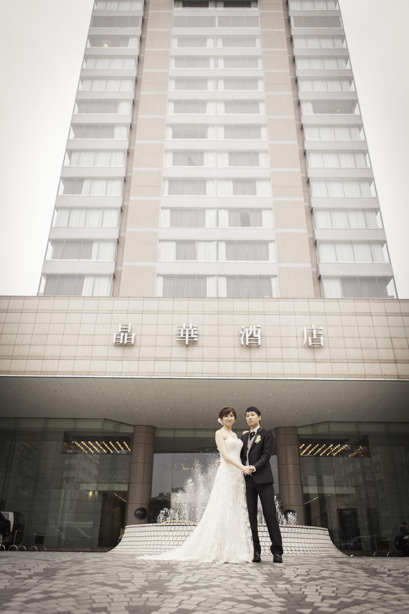 |台北婚攝| 治宏&宇文 婚禮攝影紀錄| 台北晶華酒店