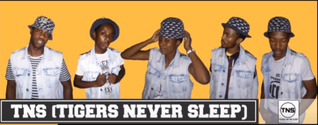 Modimo Ntshwarele - TNS (Tigers Never Sleep)