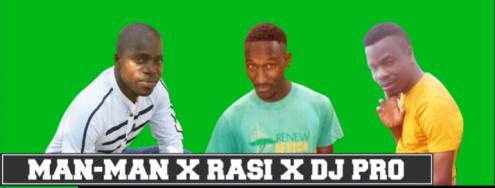 Man-Man x Rasi x DJ Pro - Lockdown