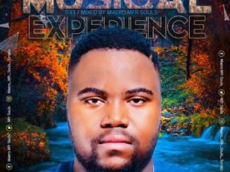 MFR Souls – Musical Experience 033 Mix