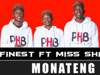 PHB Finest - Monateng feat Miss Shanny (Original)