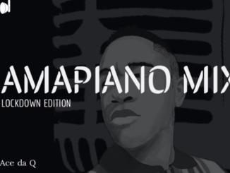 Kabza De Small, Gaba Cannal, Shasha Mixed By Ace da Q - AMAPIANO MIX