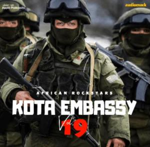African Rockstars - kota Embassy vol. 19