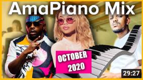 DJ TKM ft. Kabza De Small, DJ Maphorisa, Shasha - Amapiano Mix 9 October 2020