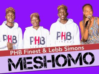 PHB Finest & Lebb Simons - Meshomo (Original)