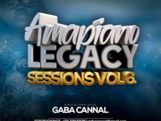 Gaba Cannal – AmaPiano Legacy Sessions Vol.06
